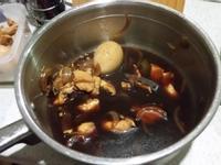 醬油燉雞肉
