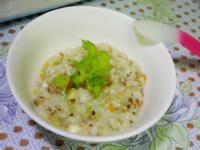 寶寶鮮魚芹菜粥