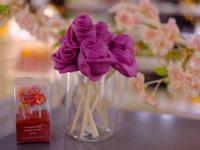 【Tomiz小食堂】紫薯玫瑰花饅頭