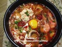 韓式海鮮嫩豆腐鍋해물순두부찌개