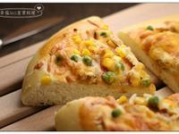 Pizza鮪魚麵包