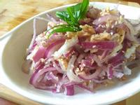 涼拌洋葱鮪魚沙拉