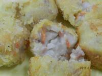 ㄚ曼達的廚房~馬鈴薯可樂餅
