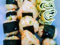 日式鮭魚飯糰(電鍋版)