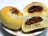 肉鬆鮮酵麵包