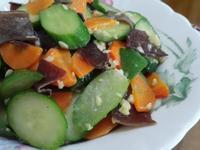 小黃瓜燴炒黑木耳