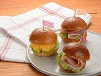 【Tomiz小食堂】迷你圓型漢堡包
