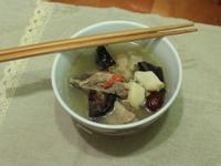 香菇鮑魚雞湯