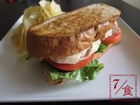 【7/食】 烤雞BLT三明治