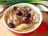 紅棗黃耆雞湯