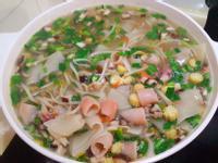 小卷湯煮水餃皮