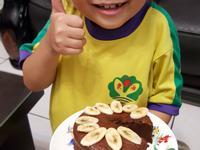 巧克力蛋糕 作法超簡單