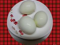 蒸漂亮~電鍋水煮蛋小技巧