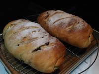 核桃鄉村麵包