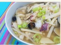 筍子海鮮飯湯