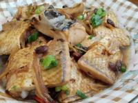 紅燒豆豉虱目魚肚