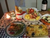 長野家聖誕特餐