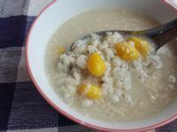 [甜湯]簡單又消暑解熱!腐皮白果薏仁