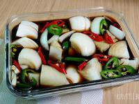 韓式醃漬洋蔥양파장아찌