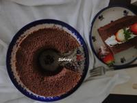 非常巧克力戚風蛋糕