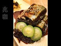 超簡單的「佃煮秋刀魚」
