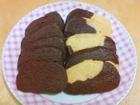 超簡單雙色餅乾