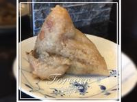 南部傳統月桃葉干貝粽