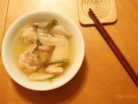 【東煮】香甜辣滋補剝皮辣椒雞湯Peeled Chilies chicken soup