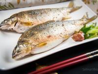 香烤香魚@Selina Wu