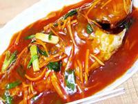 【厚生廚房】糖醋鱸魚