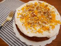 放心吃胡蘿蔔蛋糕,Carrot Cake