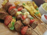 南洋烤肉串