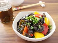 川味涼拌黑木耳+自製花椒油