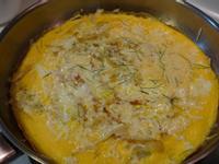 馬鈴薯烘蛋。簡易早午餐!