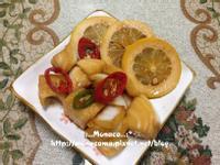 韓式醬醃檸檬洋蔥레몬양파장아찌