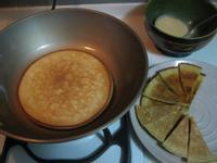 平底鍋 椰奶 煎餅