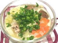 日式烏龍麵蒸蛋