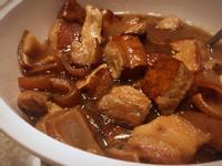 《媽媽私房菜》滷豬肉豆干