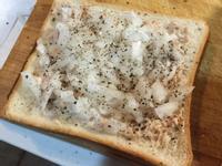 麗克特熱壓吐司早午餐-鮪魚洋蔥吐司