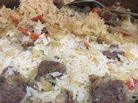 ㄧ鍋到底—中東手抓飯(牛/羊/雞肉)