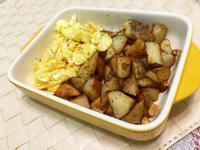 馬鈴薯炒蛋:早午餐不求人