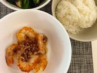 蒜香乾煎蝦