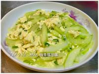 大黃瓜炒蛋