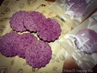 甜心紫薯薄餅