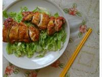 韓式照燒雞腿肉