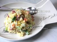 輕食主義:清爽的《雞蛋蔬果優格沙拉》