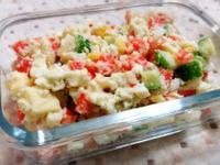 鮮脆馬鈴薯蔬果蛋沙拉(加優格)(少鹽)