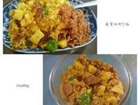 鳳梨咖哩炒飯
