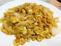 快速上菜+營養滿分-洋蔥炒蛋
