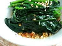 韓式菠菜涼拌 [夏季開胃料理]